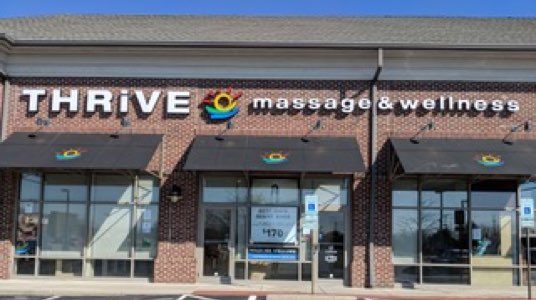 Susan Rieser, Thrive Massage and Wellness