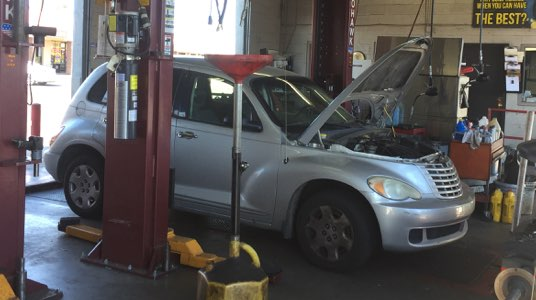 Ernie Liverman, VMAC Van Maintenance & Auto Care