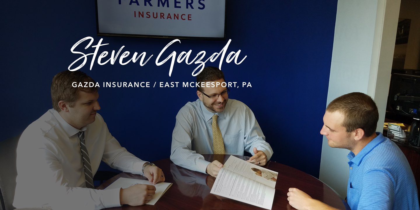 Steven Gazda, Gazda Insurance - Watch the story