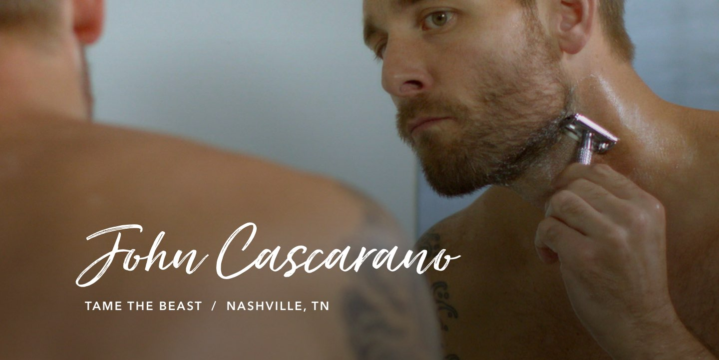 John Cascarano, Tame the Beast - Watch the story
