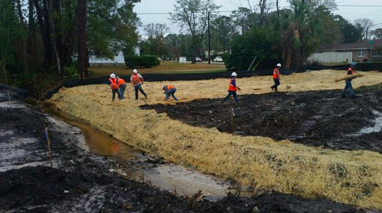 Diana and James Lewis, D&J Erosion Control