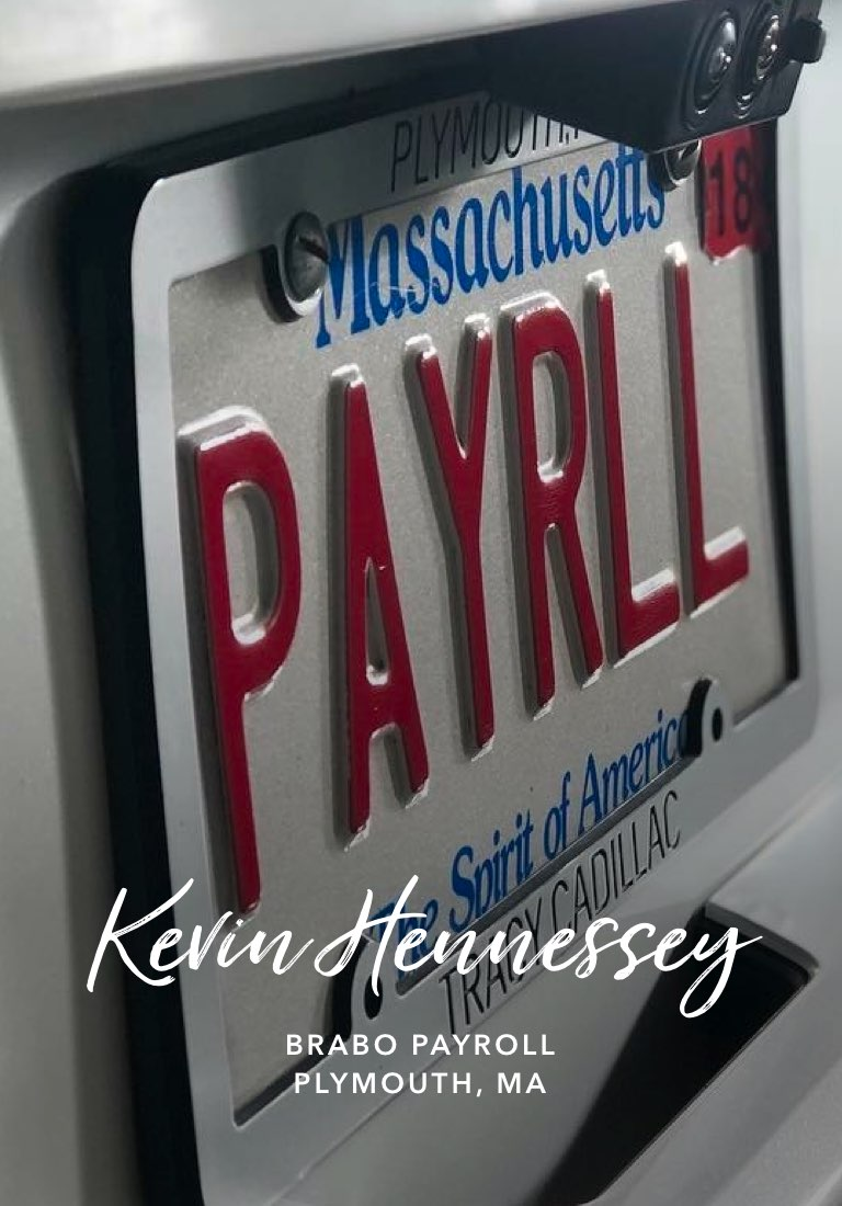 Kevin Hennessey, Brabo Payroll - Watch the story