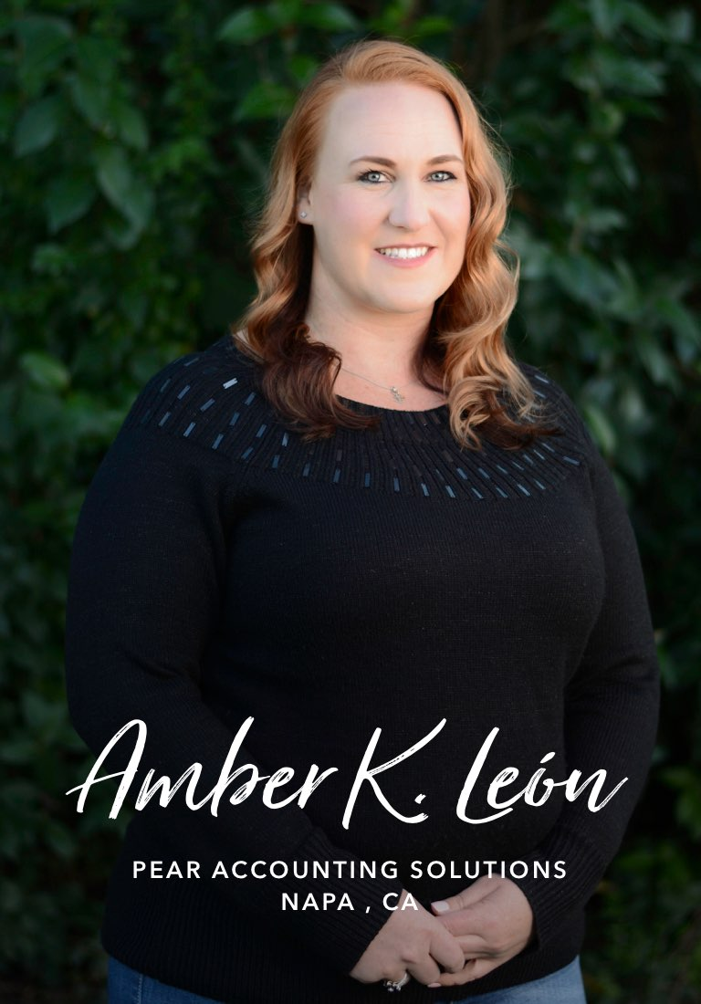 Amber León, PEAR Accounting - Watch the story