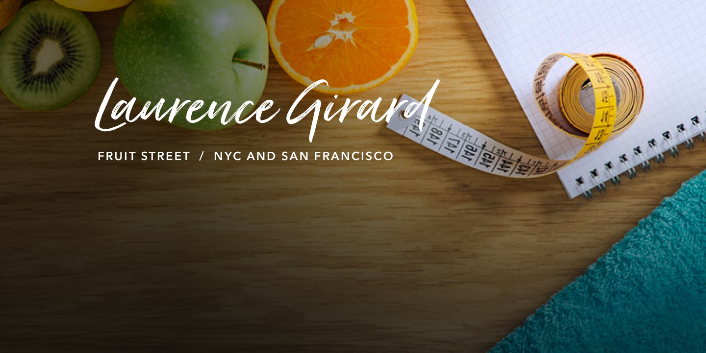 Laurence Girard, Fruit Street - Watch the story