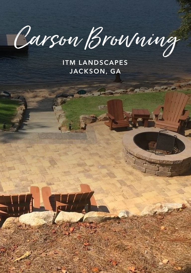 Carson Browning, ITM Landscapes - Watch the story