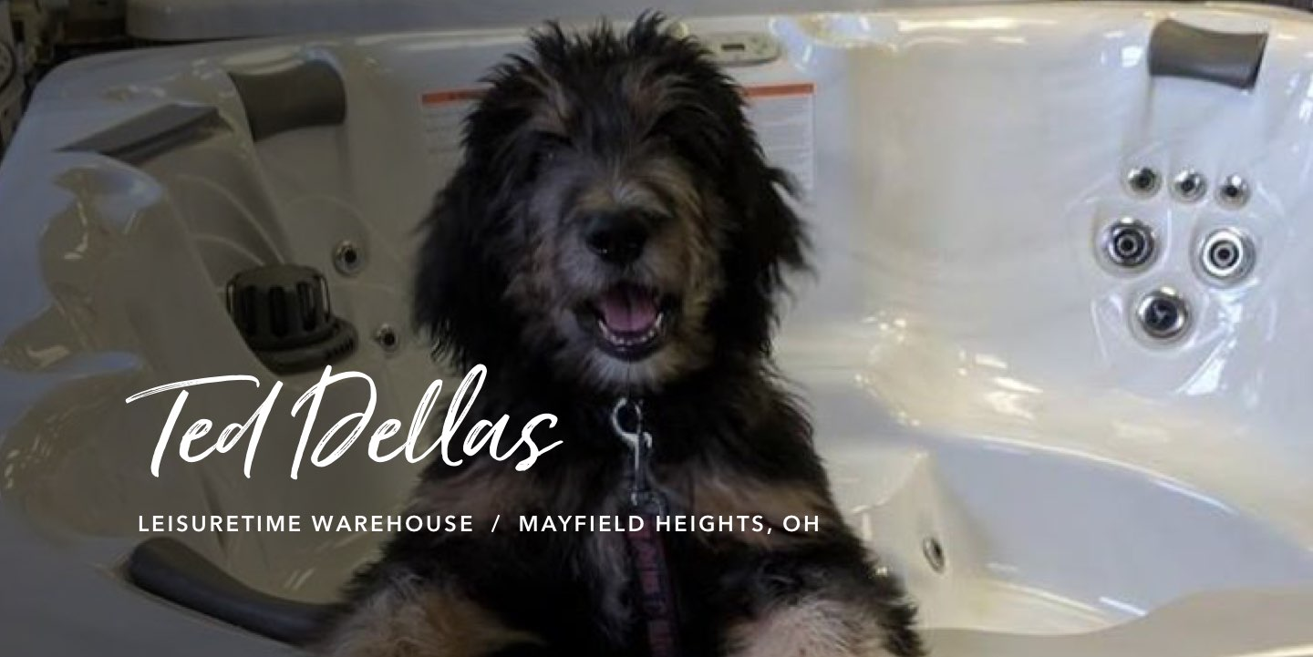 Ted Dellas, Leisuretime Warehouse - Watch the story