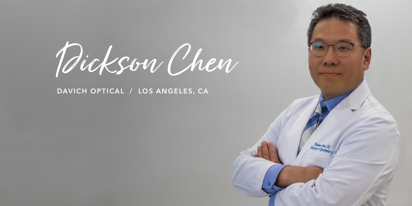 Dickson Chen, Davich Optical - Watch the story