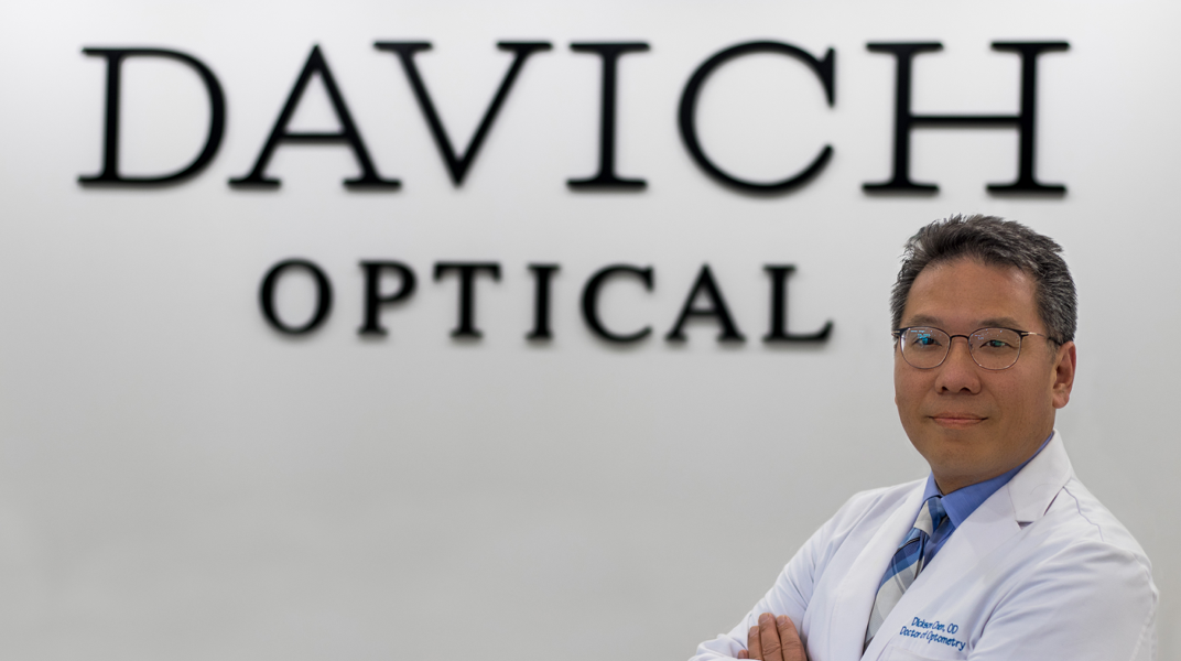 Dickson Chen, Davich Optical