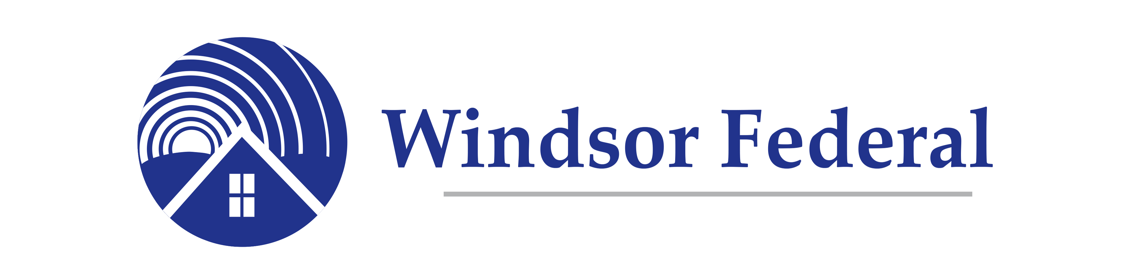 Windsor Federal logo