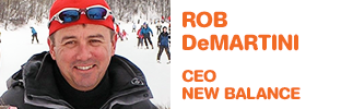 Rob DeMartini - CEO New Balance, KaBOOM! Board Member