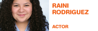 Rani Rodriquez - Actor, Modern Family