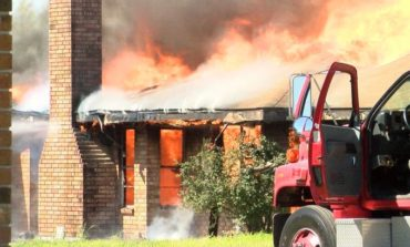 Church Point Family Loses Home In Fire