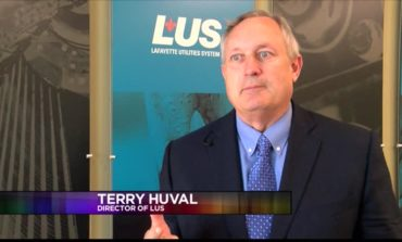 LUS Director Huval retires