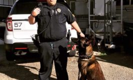 Funeral Services Set for Crowley K9 Officer