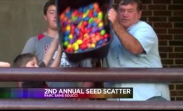 Seeds To Success Hosts 2nd Annual Seed Scatter
