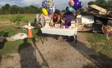 Family and Friends honor mother and daughter that died in tornado