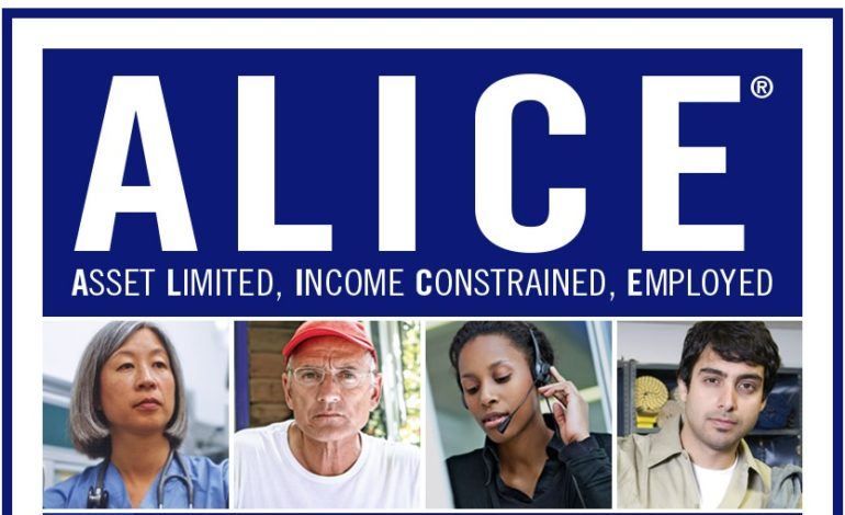 ALICE Report: Families One Crisis Away From Poverty