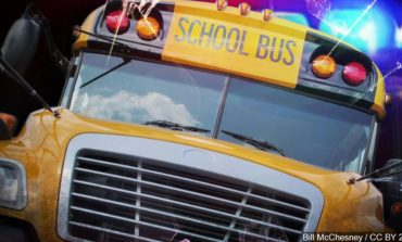 Several Students Transported to Hospital After School Bus Crash