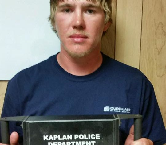 Mississippi Man Arrested For Hit And Run Crash In Kaplan