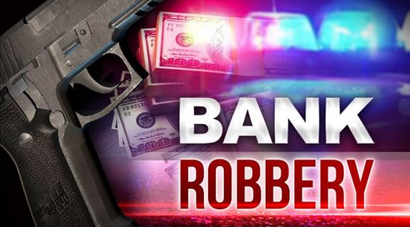 Police searching for bank robbery suspect in Oil Center