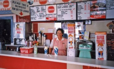 56 years of serving ice cream with a smile, comes to an end