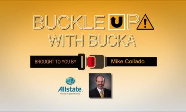 Buckle Up With Bucka: Street Signs