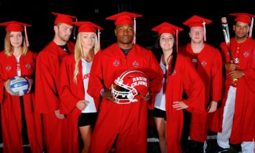 Forty One UL Student-Athletes Earn Degrees