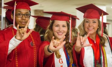 Largest class in UL Lafayette history receives diplomas during Spring Commencement