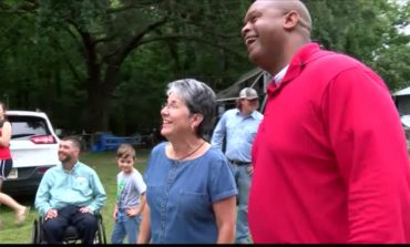Military Mom From Krotz Springs Gets Unexpected Surprise
