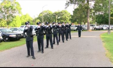 Police around Acadiana region remember officers who have fallen in the line of duty
