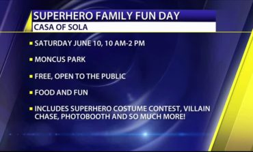 Superhero Family Fun Day, Join CASA