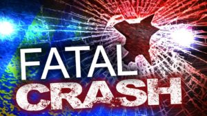 Driver in fatal crash identified
