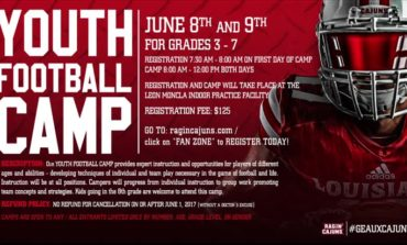 Football Camp, Sign Up Today!