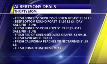 Acadiana's Thrifty Mom Dishes on Her Shopping List