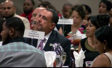 100 Black Men of Greater Lafayette kick off the weekend with their 4th Father of the Year awards