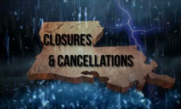 State Office Closed in Five SW Louisiana Parishes