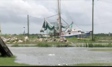 Cameron Parish Residents Lose No Sleep Over Tropical Storm Cindy