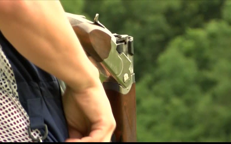 3rd Place for Acadiana Teens at 4H Shot Gun Competition