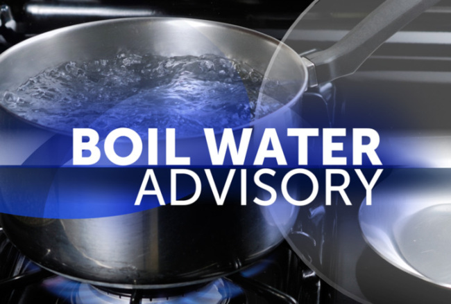 Boil Water Advisory announced for parts of UL- Lafayette Thursday, Aug.16 thru Sunday, Aug. 19