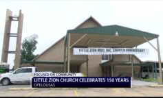 Little Zion Missionary Baptist Church in Opelousas Celebrate 150 Years