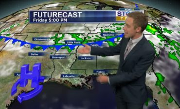 """""""Cold"""" Front...In July?! Details:"""