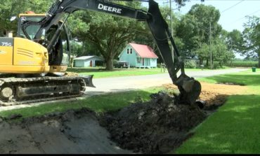 Drainage Projects Planned For Broussard Is A Part Of A Larger Effort To Prevent Flooding In Acadiana