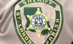 St.Landry Parish Sheriff's Office arrest report