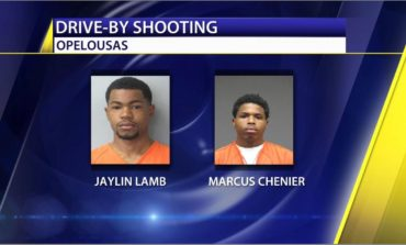 Opelousas Police Investigate Sunday Night Drive-by Shooting