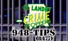 St. Landry Parish Crime Stoppers Crime of the Week