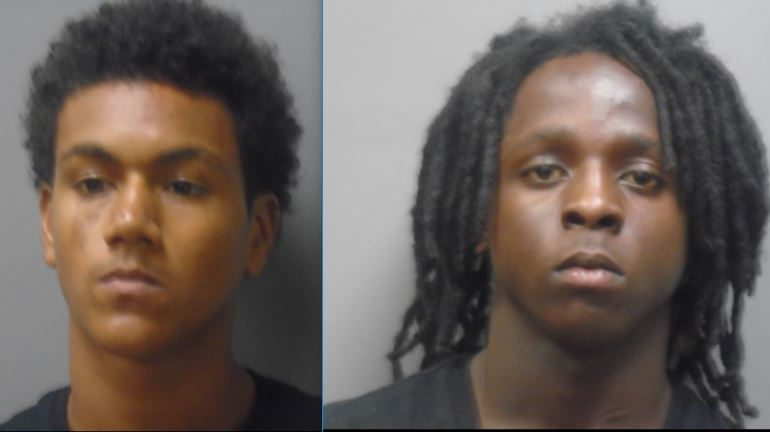 Three teens arrested in connection with Cecilia armed robberies