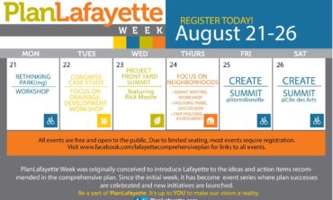 LCG Gearing up for PlanLafayette Week