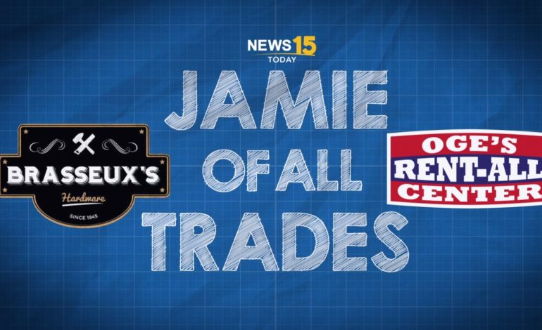 Jamie of All Trades: Jamie Talks Home Improvement With Erin and Ben Napier