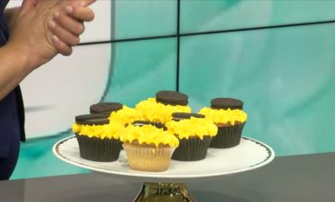 Who's up for Solar Eclipse Cupcakes?