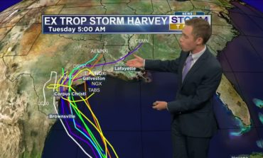 All Eyes on Tropical Storm Harvey's Remnants.